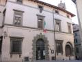 """Palazzo Nerucci, la sede della Scuola di Musica """"Italo Fazzi"""" di Castel del Piano"""