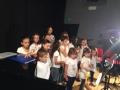 Immagine dei saggi degli allievi della Scuola di Musica di Castel del Piano nel giugno 2015